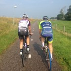 Ontspannen training met elite-renners